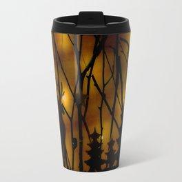 Woodland Scene. Travel Mug