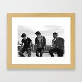 Far To Far (BoyBand)  Framed Art Print