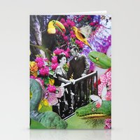 fairy tale Stationery Cards featuring Fairy Tale by John Turck