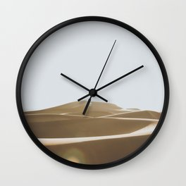 Morocco V Wall Clock