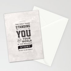 Bullshit Story Stationery Cards
