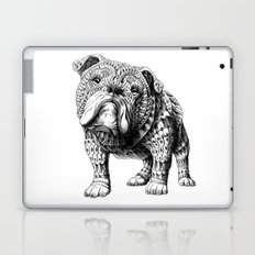 English Bulldog Laptop & iPad Skin