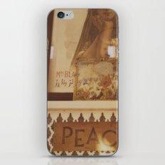 Moroccan Peacock iPhone & iPod Skin