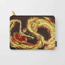 The Firebird Carry-All Pouch