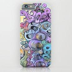 west coast RANDOMNESS iPhone 6 Slim Case