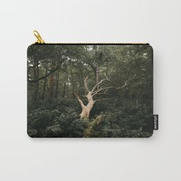 Sprawling Dead Tree Carry-All Pouch