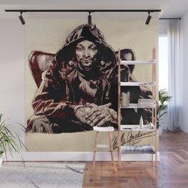 Snoop Doggy Dogg Wall Mural