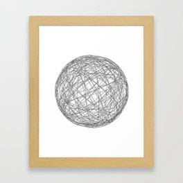 clew Framed Art Print