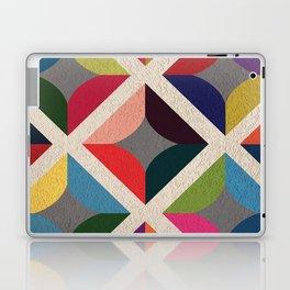 Colourful Geometric Laptop & iPad Skin