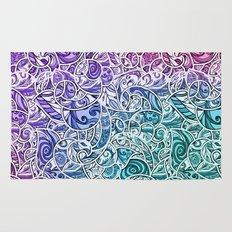 Tangle Pattern #002 Rug