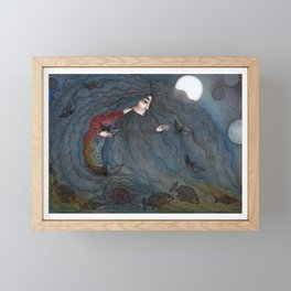 Loreley Framed Mini Art Print