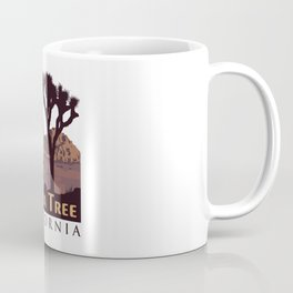 Joshua Tree National Park. Coffee Mug