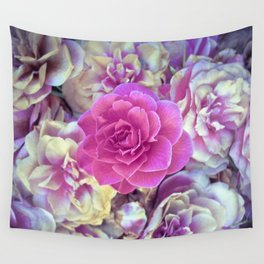 Rosey Wall Tapestry