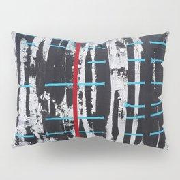 """Controlled Chaos"" Pillow Sham"