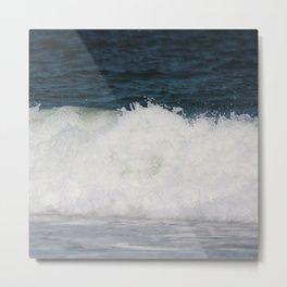 Sandbridge Wave Metal Print