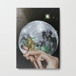 Moon Nug Metal Print