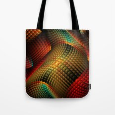 Bed of Snakes Tote Bag