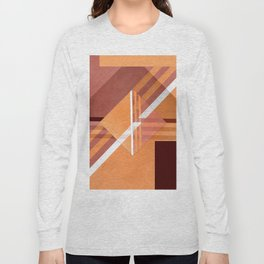 Abstract 2017 020 Long Sleeve T-shirt