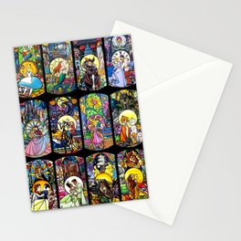 A Small World... Stationery Cards