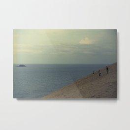 Tottori Seascape Metal Print