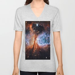 gAlaXY : A Star is Born Unisex V-Neck