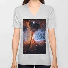 gAlaXY : A Star is Born Unisex V-Neck