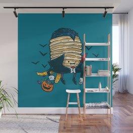 Spooky Pancake Wall Mural