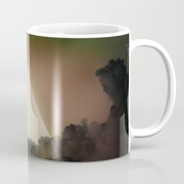 Abstract Environment 02: The Rorschach Test Coffee Mug