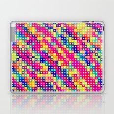 Pixels Laptop & iPad Skin
