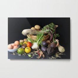 foodporn Metal Print