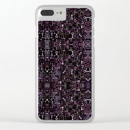 The power of all inclusive Clear iPhone Case