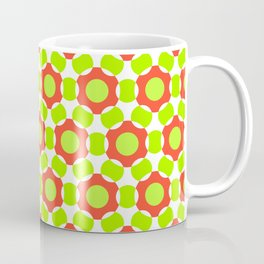 Modern Times 2.0 Pattern - Design No. 10 Coffee Mug
