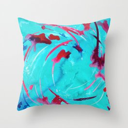 Ckoiy Throw Pillow