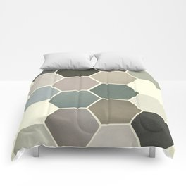 Shades of Grey Comforters
