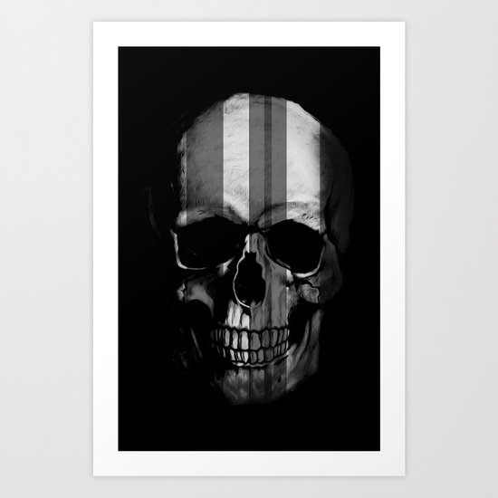 Dark Soul Art Print
