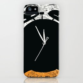 Barely Morning iPhone Case