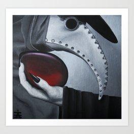 Plague Bearer I Art Print