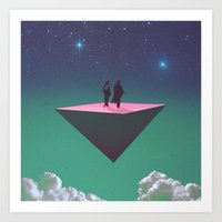 philosophy Art Prints featuring 'Dream of Philosophy'  by Thom Easton