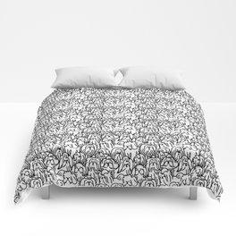 Oh Shih Tzu Comforters