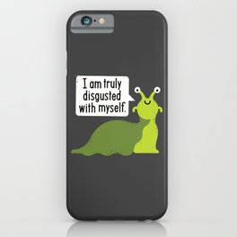 Garden Variety Self-Loathing iPhone Case