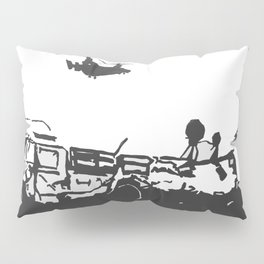 Tactical Field Exercise Pillow Sham