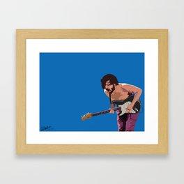 Biffy Framed Art Print
