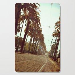 San Francisco 3 Cutting Board