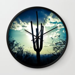 In the Shadow Wall Clock