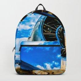 Aviation forever Backpack