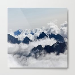 mountain # 5 Metal Print