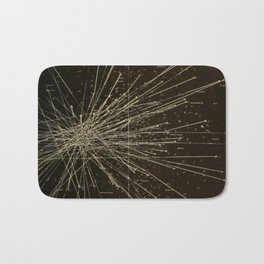Meteor Shower Bath Mat