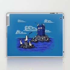 The Seagulls have the Phonebox Laptop & iPad Skin