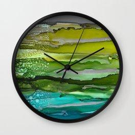 Graduated Wall Clock