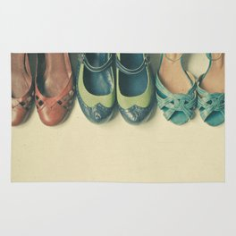 The Shoe Collection Rug